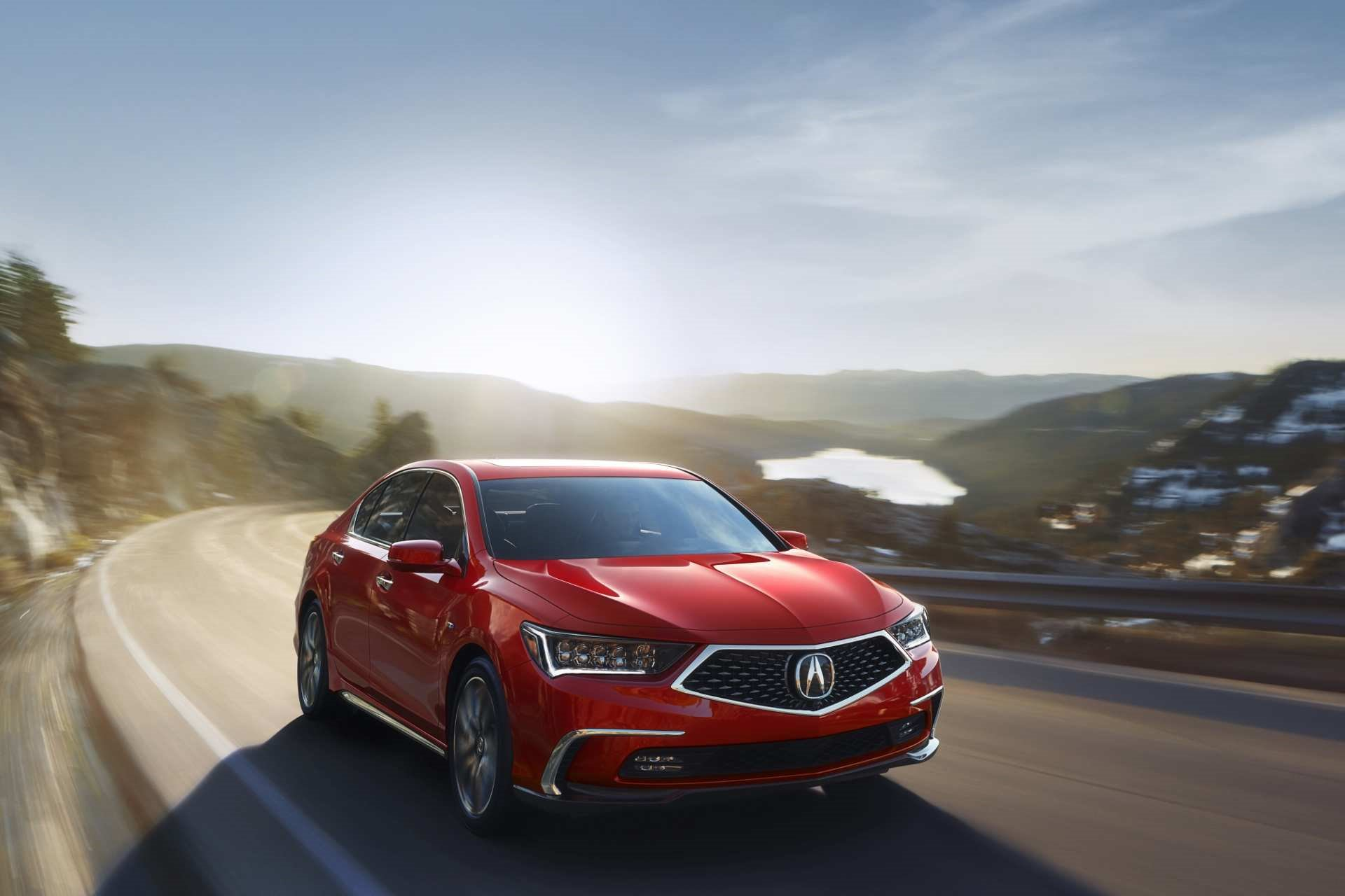 New 2020 Acura-TLX V6 w/Tech TLX V6 w/Tech for sale $40,100 at M and V Leasing in Brooklyn NY 11223 1