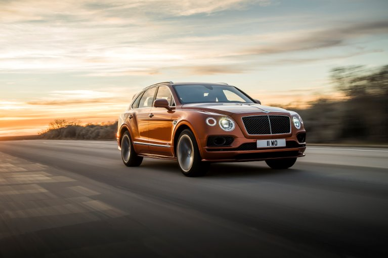 New New 2019 Bentley-Bentayga V8 Bentayga V8 for sale $165,000 at M and V Leasing in Brooklyn NY