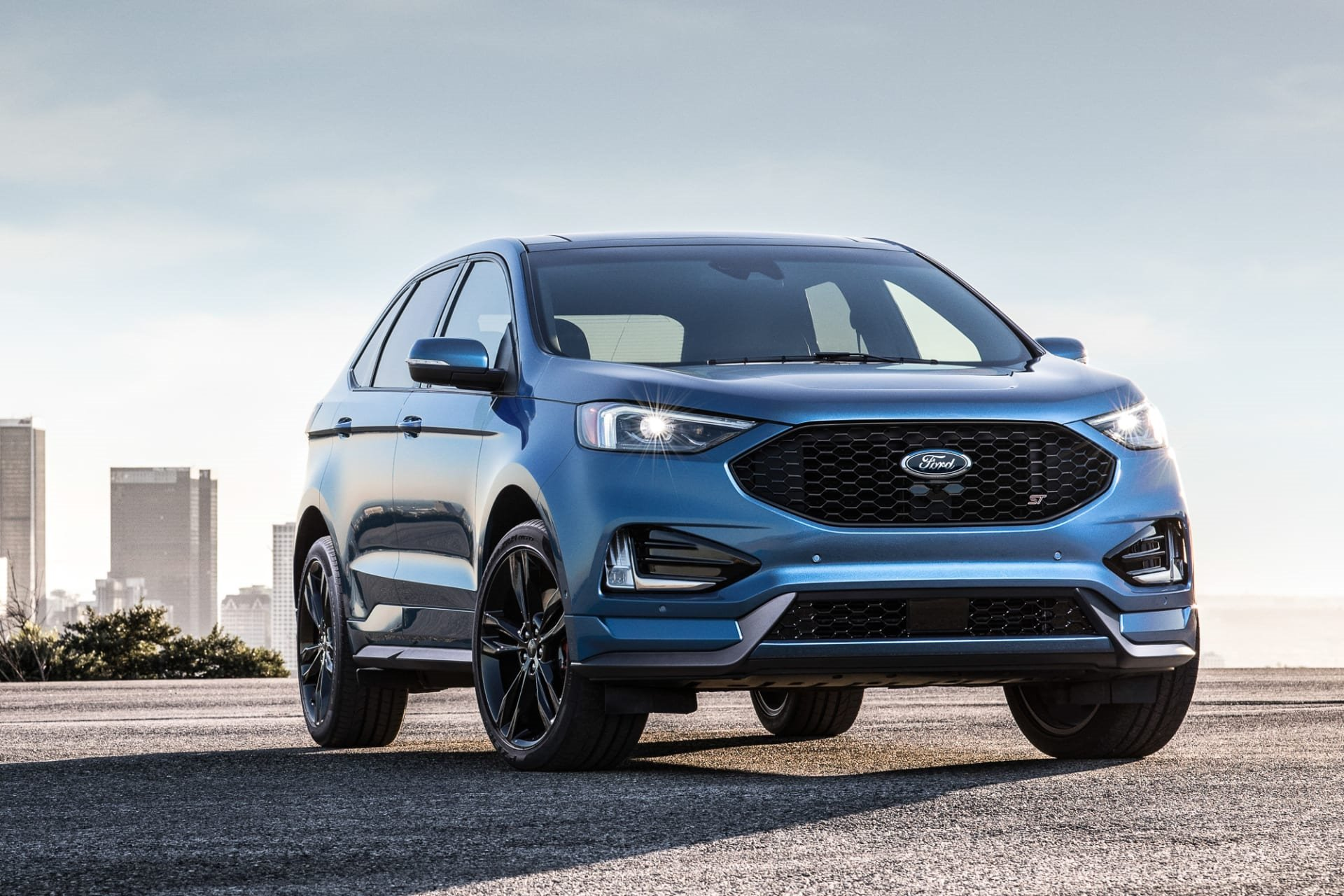New 2019 Ford-Edge Titanium Edge Titanium for sale $40,755 at M and V Leasing in Brooklyn NY 11223 1