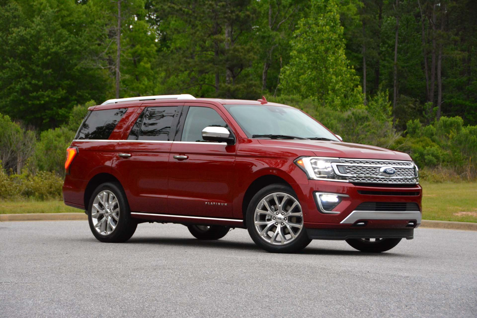 New 2019 Ford-Expedition Limited Expedition Limited for sale $66,140 at M and V Leasing in Brooklyn NY 11223 1