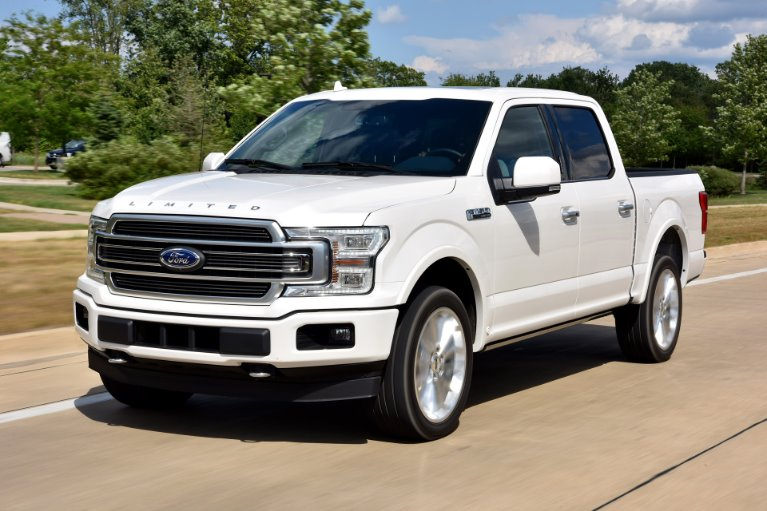 New New 2019 Ford-F-150 Lariat F-150 Lariat for sale $47,985 at M and V Leasing in Brooklyn NY