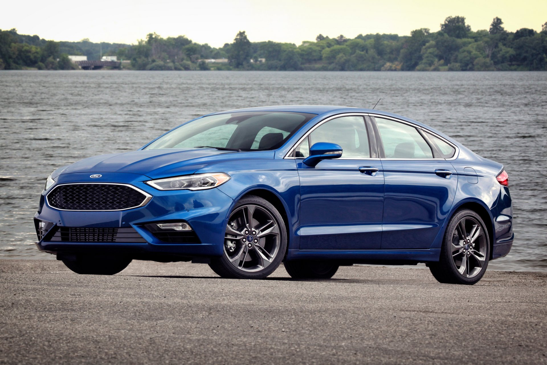 New 2019 Ford-Fusion S Fusion S for sale $22,840 at M and V Leasing in Brooklyn NY 11223 1