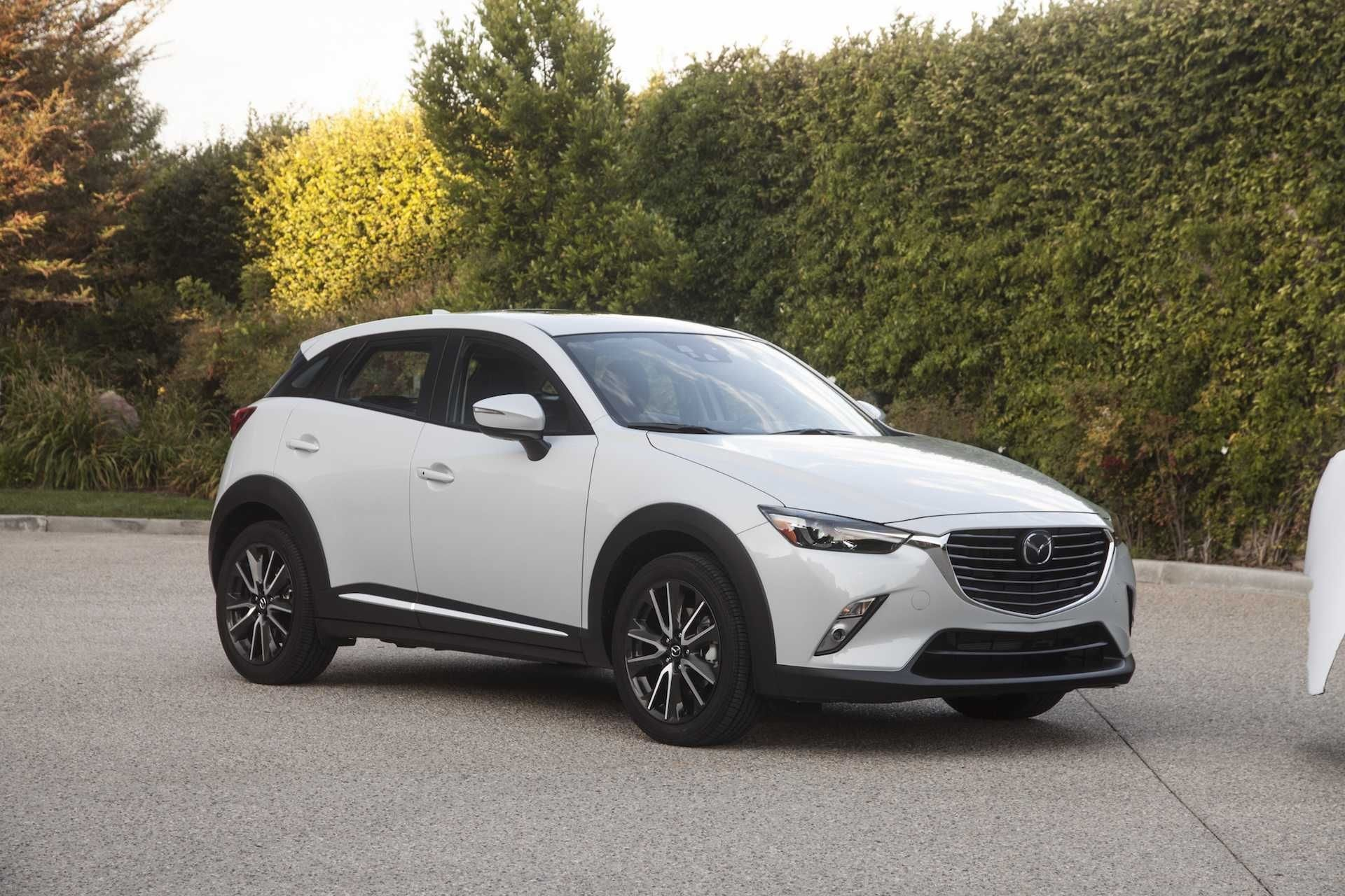 New 2019 Mazda-CX-3 Grand Touring CX-3 Grand Touring for sale $27,145 at M and V Leasing in Brooklyn NY 11223 1