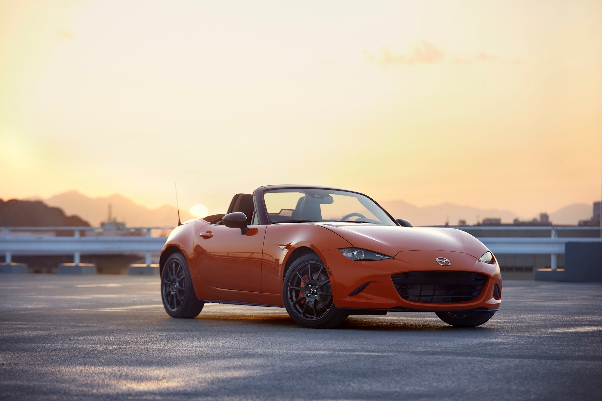 New 2019 Mazda-MX-5 Miata Sport MX-5 Miata Sport for sale $25,730 at M and V Leasing in Brooklyn NY 11223 1