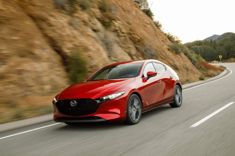New New 2019 Mazda-Mazda3 Sedan Preferred Mazda3 Sedan Preferred for sale $24,200 at M and V Leasing in Brooklyn NY