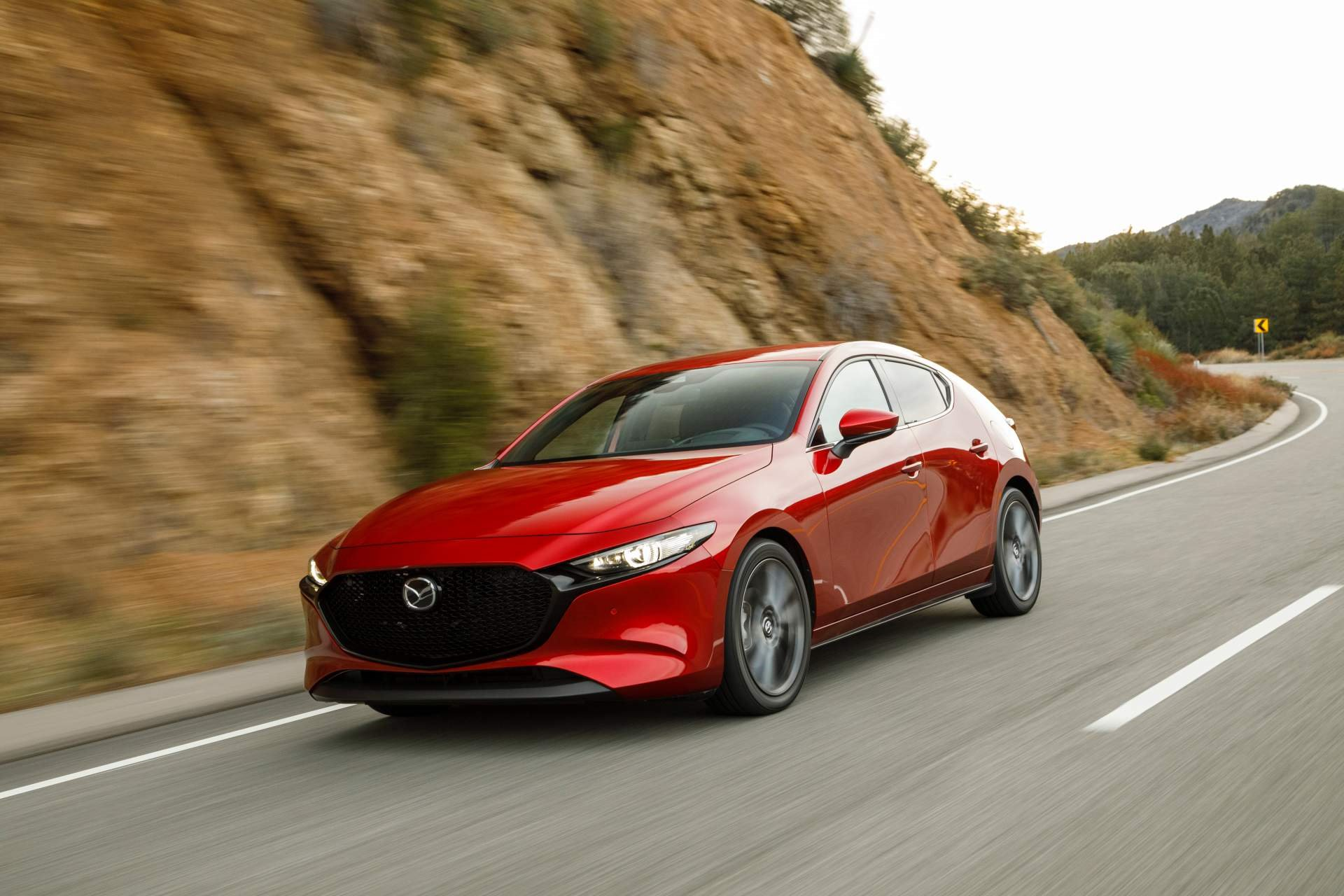 New 2019 Mazda-Mazda3 Sedan Preferred Mazda3 Sedan Preferred for sale $24,200 at M and V Leasing in Brooklyn NY 11223 1
