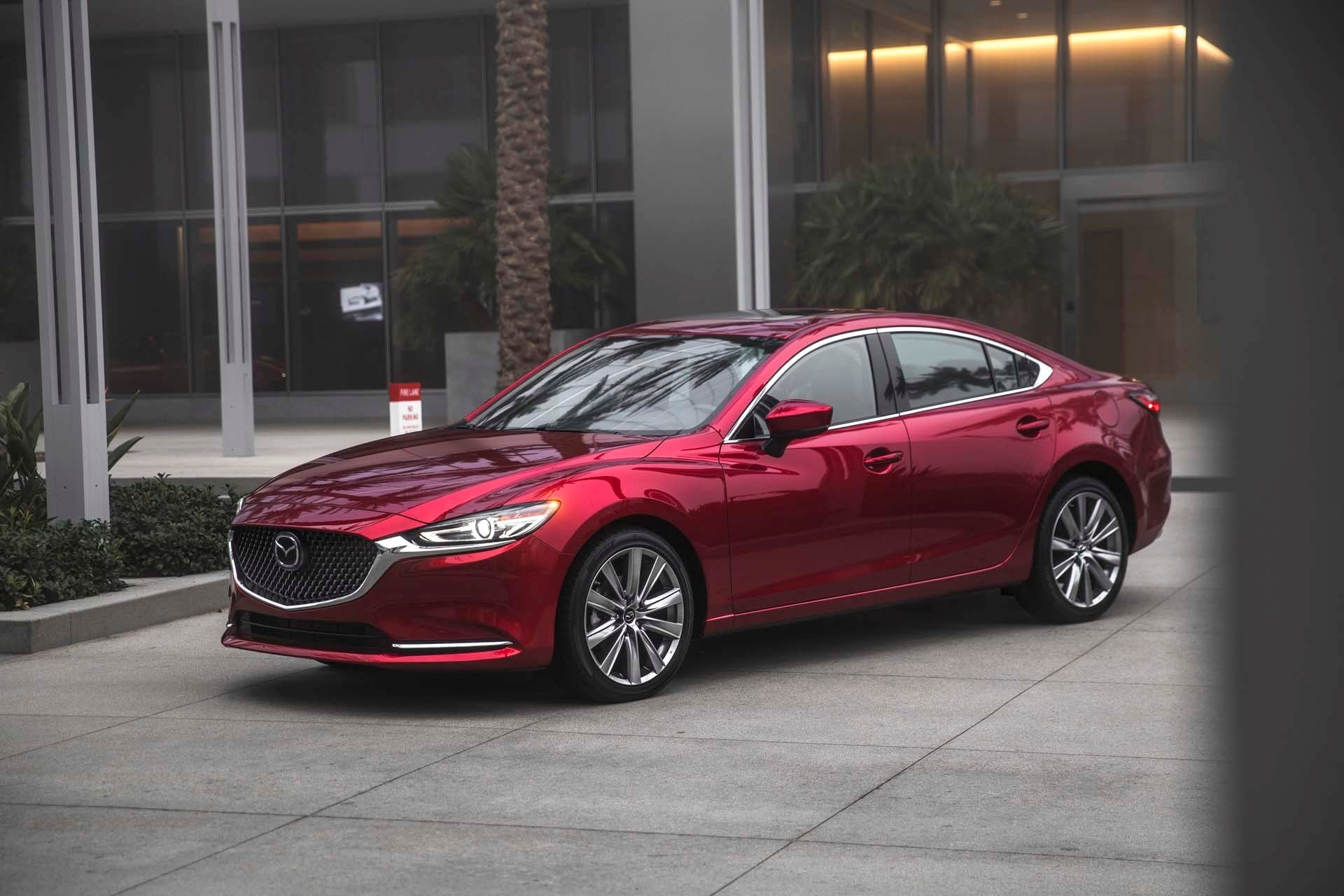 New 2019 Mazda-Mazda6 Touring Mazda6 Touring for sale $26,400 at M and V Leasing in Brooklyn NY 11223 1
