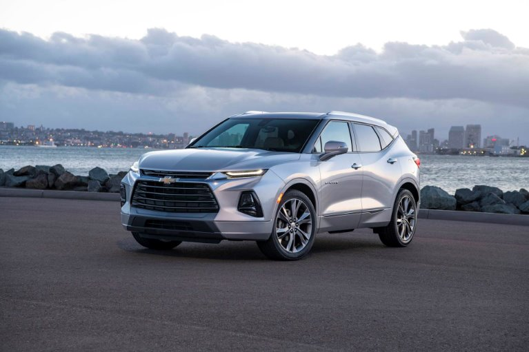 New New 2019 Chevrolet-Blazer LT Cloth Blazer LT Cloth for sale $36,000 at M and V Leasing in Brooklyn NY