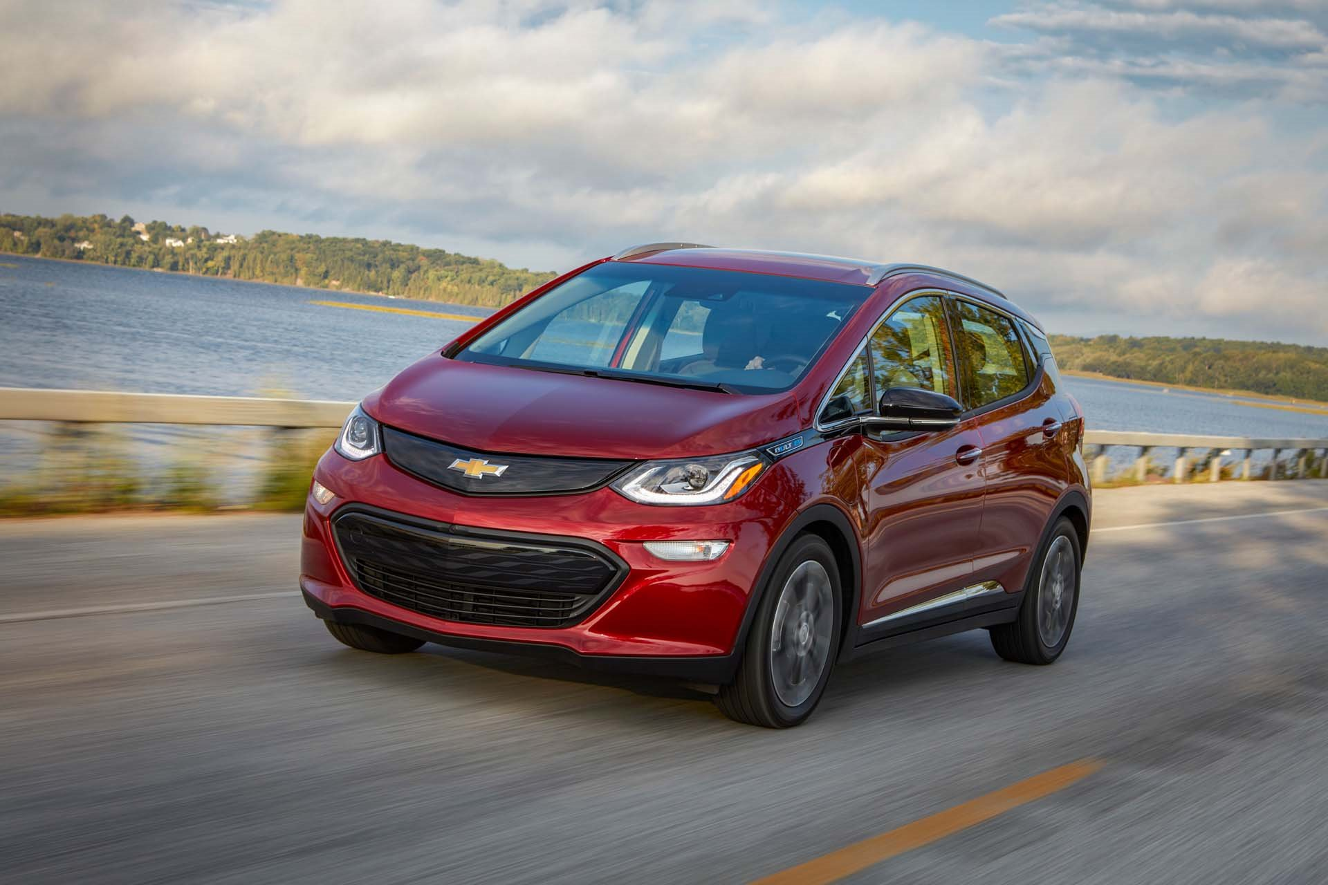 New 2019 Chevrolet-Bolt EV LT Bolt EV LT for sale $36,620 at M and V Leasing in Brooklyn NY 11223 1