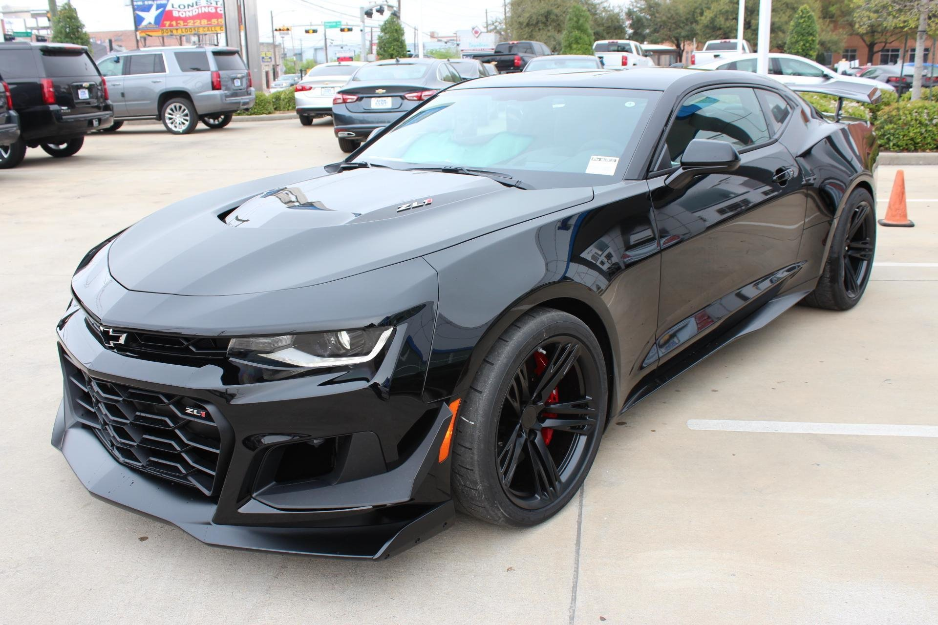 New 2019 Chevrolet-Camaro SS Camaro SS for sale $42,000 at M and V Leasing in Brooklyn NY 11223 1
