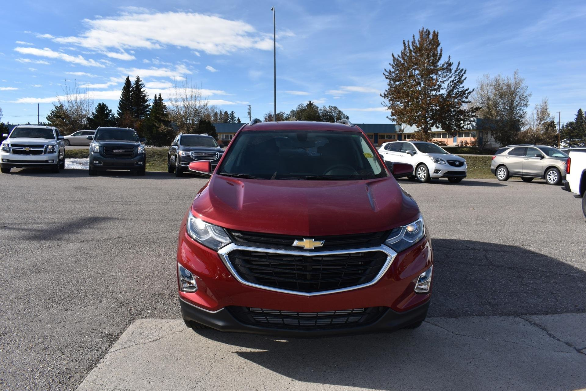New 2019 Chevrolet-Equinox LT Equinox LT for sale $27,200 at M and V Leasing in Brooklyn NY 11223 1