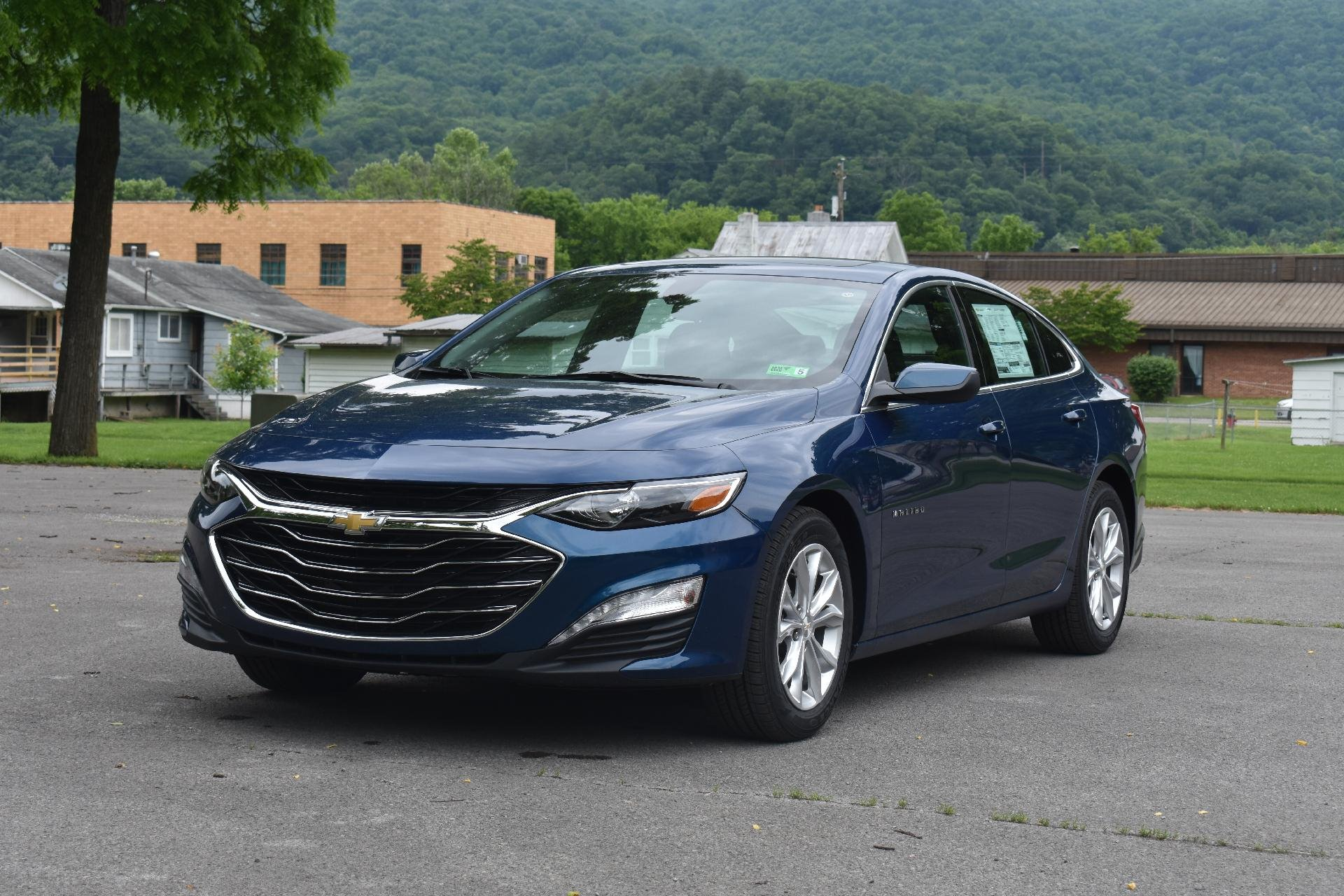New 2019 Chevrolet-Malibu LT Malibu LT for sale $26,620 at M and V Leasing in Brooklyn NY 11223 1