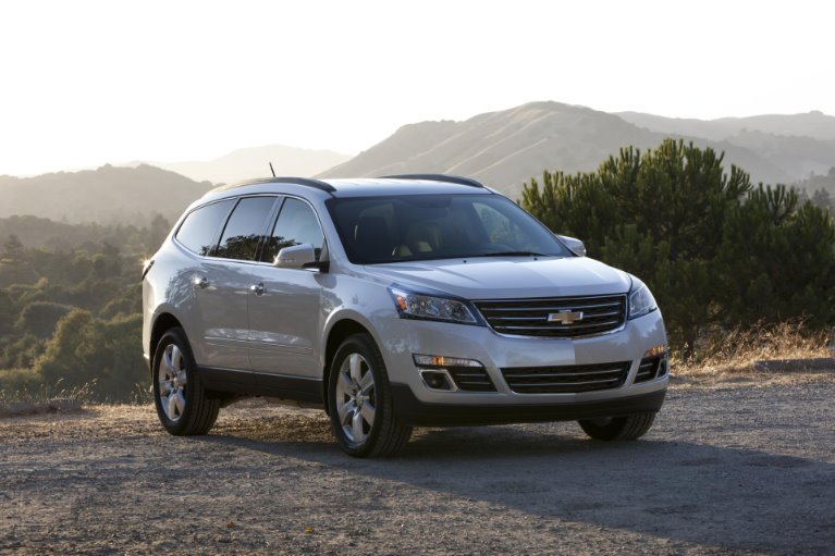New New 2019 Chevrolet-Traverse LT Cloth Traverse LT Cloth for sale $35,400 at M and V Leasing in Brooklyn NY