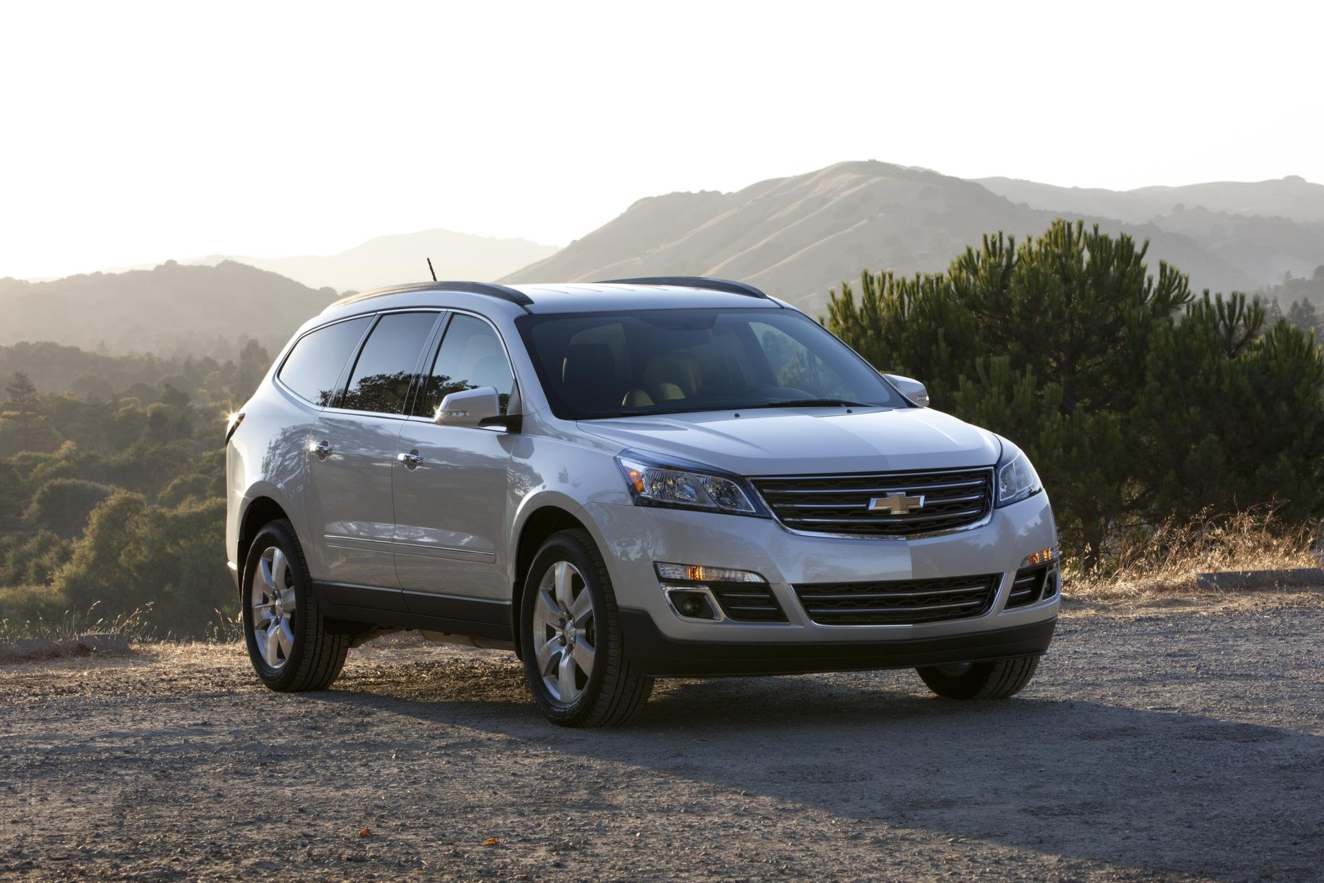 New 2019 Chevrolet-Traverse Premier Traverse Premier for sale $48,400 at M and V Leasing in Brooklyn NY 11223 1