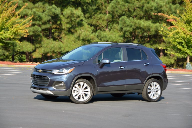 New New 2019 Chevrolet-Trax LT Trax LT for sale $24,700 at M and V Leasing in Brooklyn NY