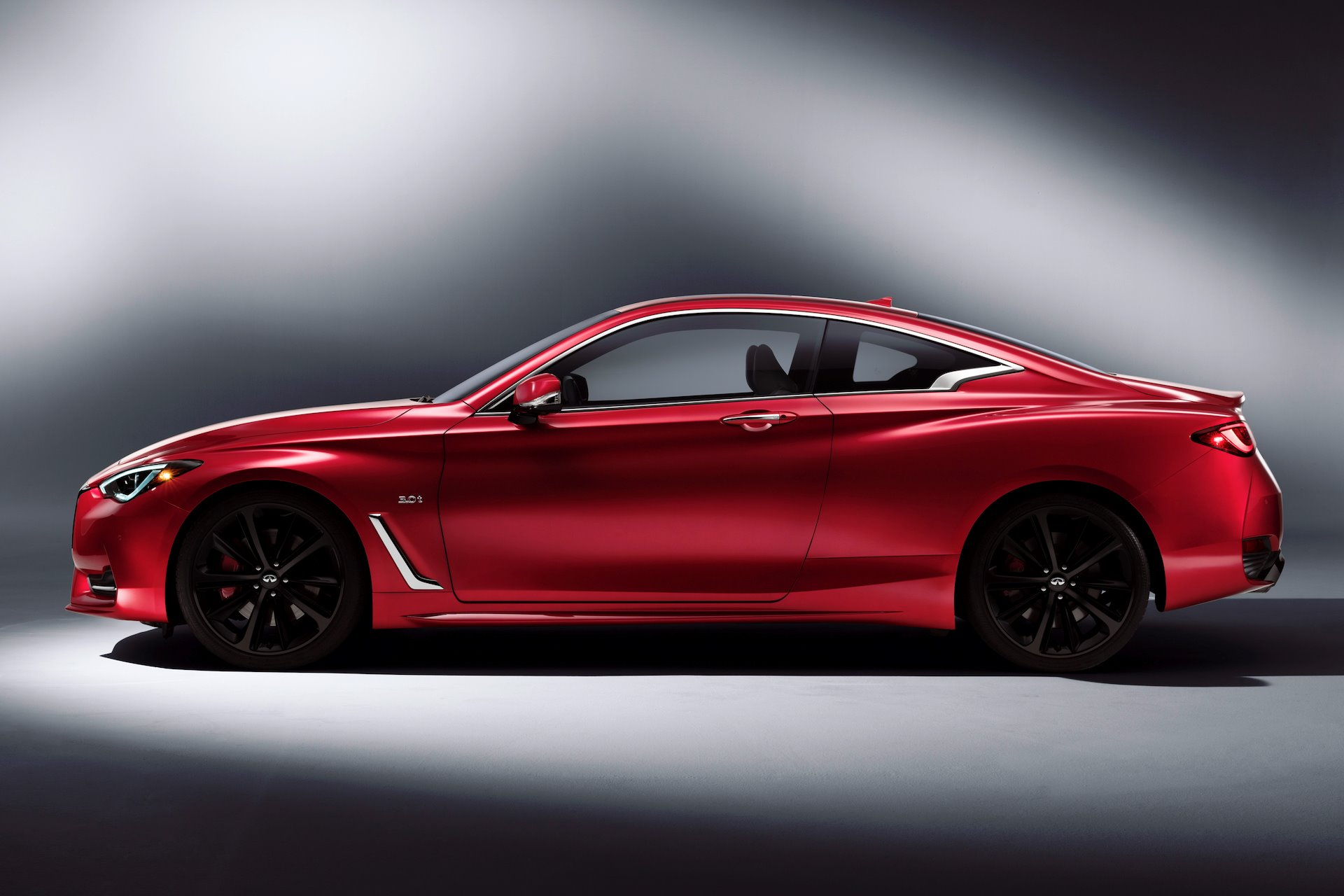 New 2019 INFINITI-Q60 Red Sport 400 Q60 Red Sport 400 for sale $56,900 at M and V Leasing in Brooklyn NY 11223 1