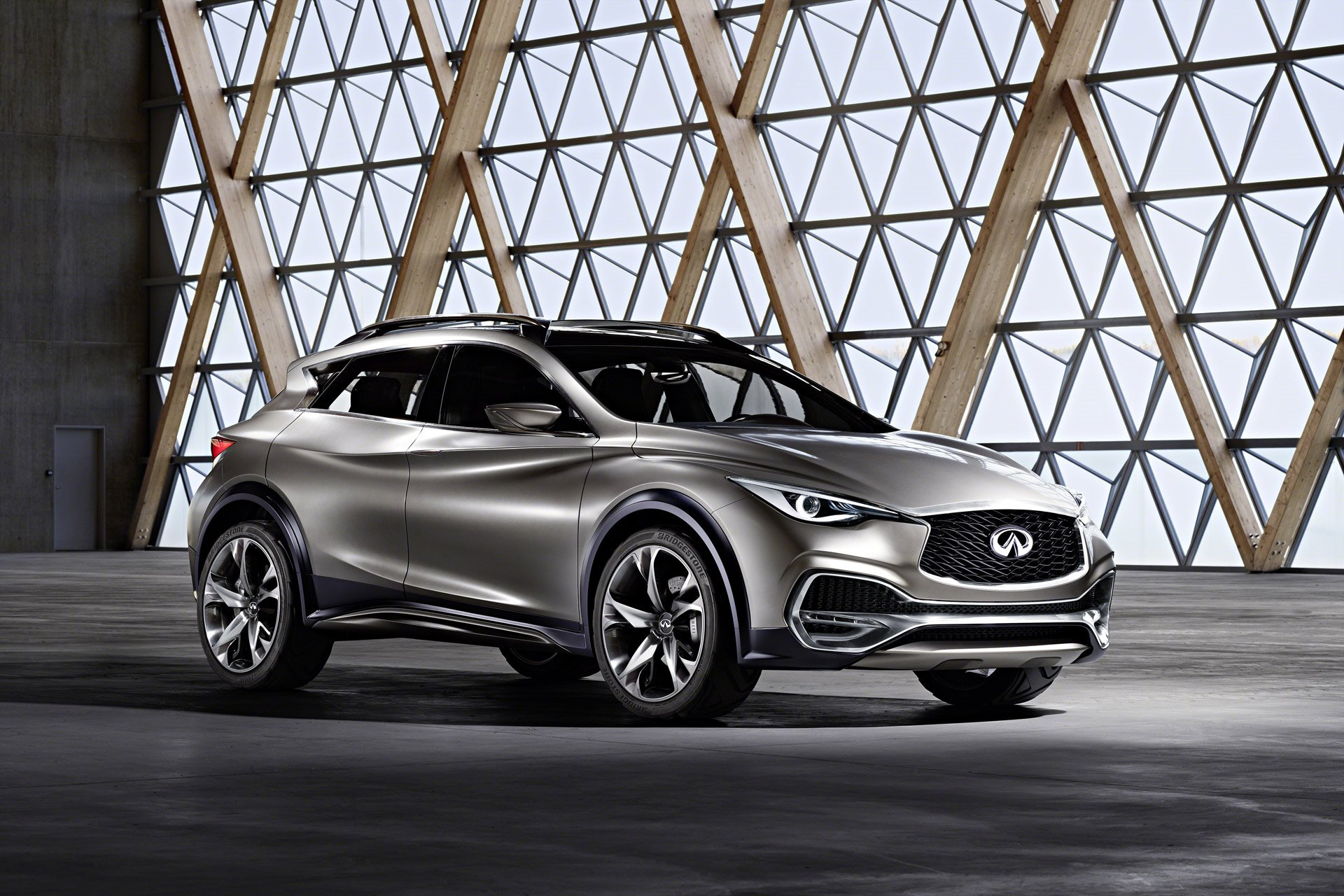 New 2019 INFINITI-QX30 Luxe QX30 Luxe for sale $35,000 at M and V Leasing in Brooklyn NY 11223 1