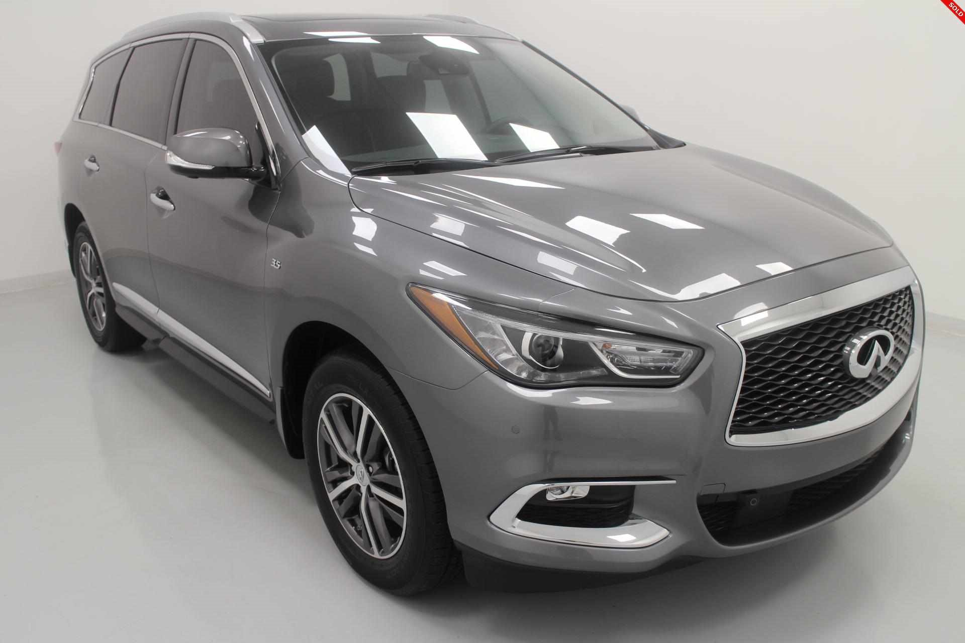 New 2020 INFINITI-QX60 Luxe QX60 Luxe for sale $48,150 at M and V Leasing in Brooklyn NY 11223 1