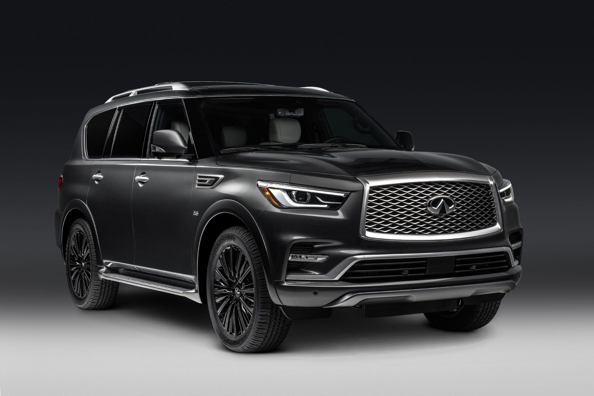 New 2019 INFINITI-QX80 Luxe QX80 Luxe for sale $68,500 at M and V Leasing in Brooklyn NY 11223 1