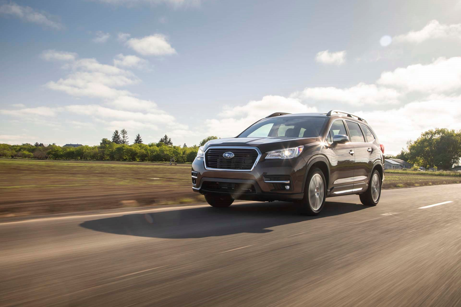 New 2020 Subaru-Ascent Base Ascent for sale $31,995 at M and V Leasing in Brooklyn NY 11223 1