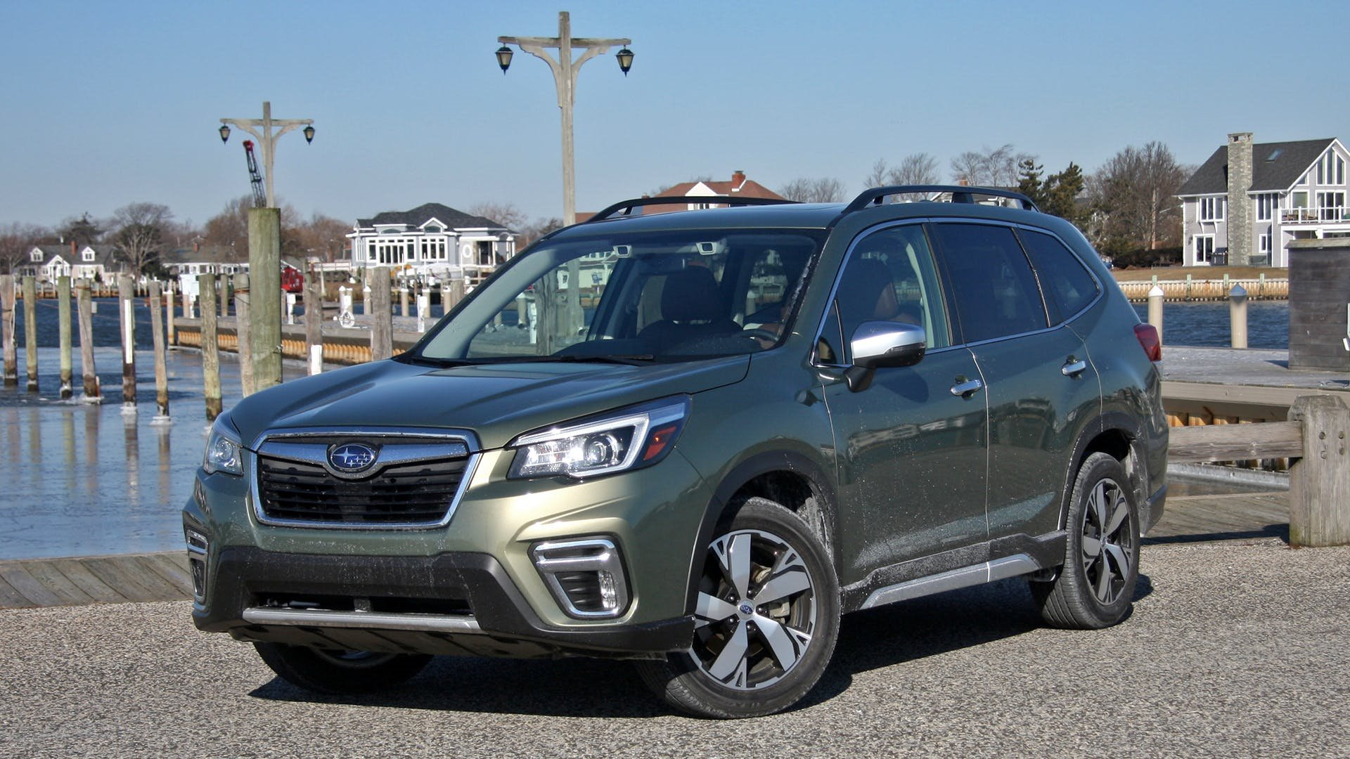 New 2019 Subaru-Forester Limited Forester Limited for sale $30,795 at M and V Leasing in Brooklyn NY 11223 1